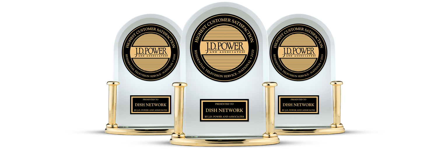 DISH Customer Satisfaction - Ranked #1 by JD Power - Satellite Service Company of Nashville LLC in Nashville, Arkansas - DISH Authorized Retailer
