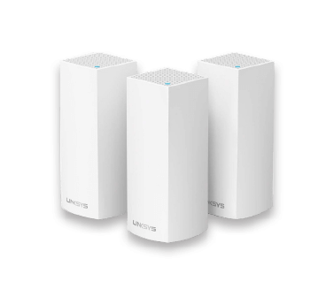 DISH Smart Home Services - Linksys Velop Mesh Router - Nashville, Arkansas - Satellite Service Company - DISH Authorized Retailer