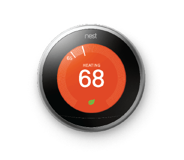 DISH Smart Home Services - Nest Learning Thermostat - Nashville, Arkansas - Satellite Service Company - DISH Authorized Retailer